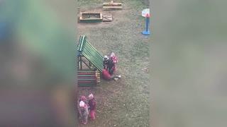 МДОУ детский сад № 236, драка малышей (Кировский район, Ярославль)