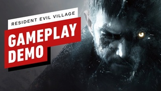 """Resident Evil Village: 22 Minutes of """"The Village"""" Demo Gameplay (Full Playthrough)"""