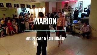 "Julio Alvarez, Yailet Suarez & Alex Vitaly, Maria Vlady. Tango ""Maion"", Miguel Calo"