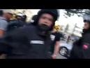 Islamistin attackiert Henryk Stöckl auf AfD Demo