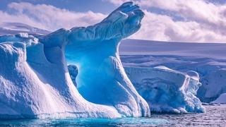 РЕЛАКС. Этот Удивительный Волшебный Мир Айсбергов! Природа, нетронутая цивилизацией. Клип 2021