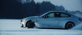 "Snowy BMW  ""EA7 - Детка, мы Роулим"""
