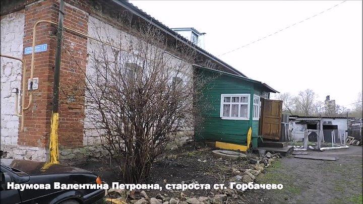 В.П. Наумова. О работе старших по дому (И.С. Тишечкина)