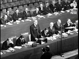 Chancellor Meets Big Business (1958)