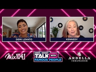 Demi Lovato talks 2018 overdose, and creating the new album with Kennedy