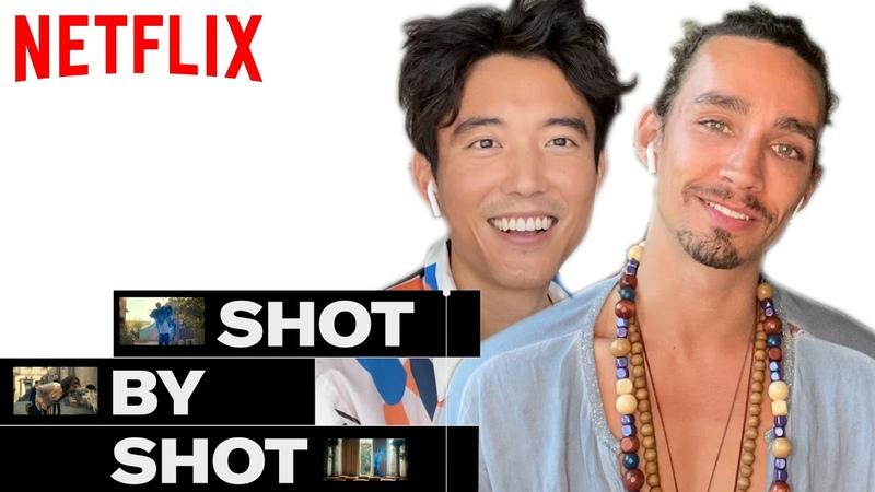 Umbrella Academy Cast Break Down Klaus and Ben Possession Scene Netflix