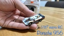 1/87 micro RC / Brekina Porsche 956 - Completed video with making photos.