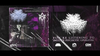 VILE IMPREGNATION - INITIATE PSYCHOTIC UPHEAVAL (FT.PESTILECTOMY)[OFFICIAL LYRIC VIDEO](2020)SW EXCL