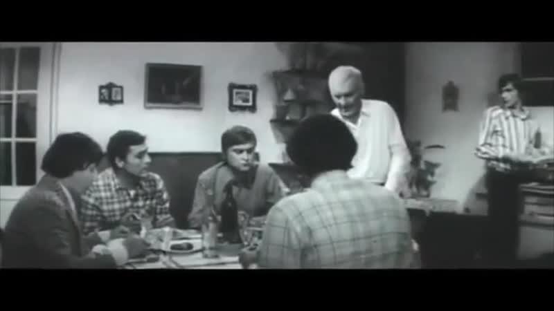 из х ф Канал 1975 Патефон реж Владимир Бортко