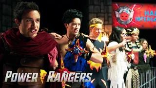 Funny Power Rangers Morphs   Wacky Wednesday