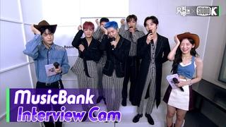 (ENG SUB)[MusicBank Interview Cam]  뉴이스트 (NU'EST   Interview)  l @MusicBank KBS 210423
