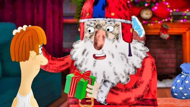 🐲Приключения Пети и Волка Дело Деда Мороза Часть 2 6 серия Мультфильм HD Союзмультфильм💡