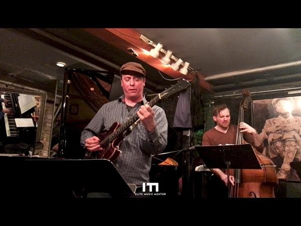 Alexander Claffy 4tet with special guest Kurt Rosenwinkel So In Love