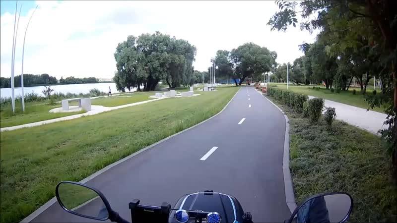 Обратная дорога way home Скутеры для инвалидов Mobility scooter