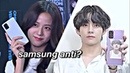 Bts and blackpink sponsoring samsung in a nutshell