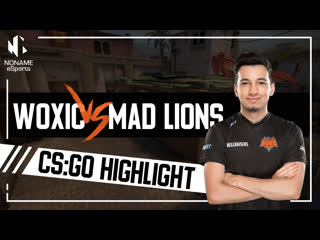 woxic vs. MAD Lions | ICE CHALLENGE 2020 HIGHLIGHT
