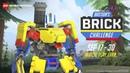 Bastion's Brick Challenge Overwatch