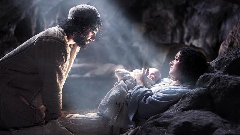 Божественное рождение Христианский фильм 2006