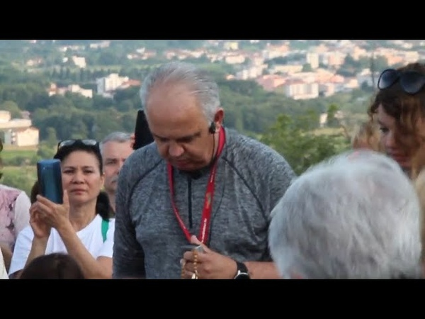 MEDJUGORIE Bo gdy Matka Boża przychodzi przynosi nam cząstkę raju świadectwo Ivana Dragicević