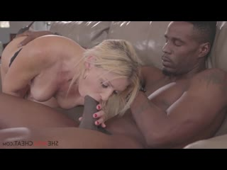 SheWillCheat E110 India Summer- Hot blonde MILF gets fucked deep her in her ass by BBC- She Will Cheat Wife Creampie Horny Busty