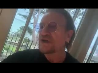 U2's Bono performs brand new song 'Let Your Love Be Known