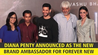 Press Meet | Vikram Bhatt & Sanaya Irani at press meet of film Ghost