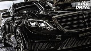 Новый шедевр Brabus 900 или самый быстрый Mercedes Maybach
