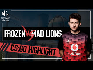 frozen vs MAD Lions | ICE CHALLENGE 2020 HIGHLIGHT