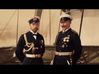 "Royal Cousins at War: S01E02 ""Into the Abyss""  (BBC Two 2014 UK)(ENG)"