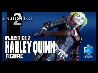 Hiya Toys Injustice 2 Harley Quinn Figure Review