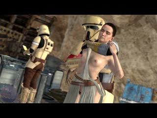 REY – STAR WARS COMPILATION 3 (+AHSOKA AND SECOND SISTER)