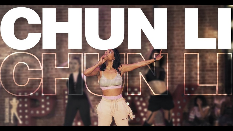 Chun Li   Nicki Minaj   Aliya Janell Choreography   Queens N Lettos