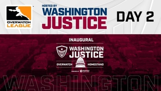 Overwatch League 2020 Season   Hosted By Washington Justice   Day 2