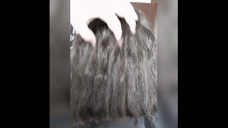 Кератиновое выпрямление Inoar G-Hair.mp4