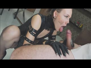 [Clips4Sale, Porno, Порно] Catwoman torture the bad man