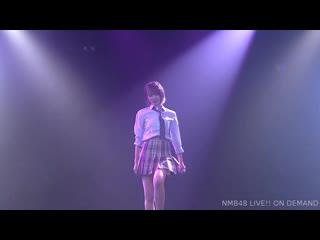 NMB48 Solo Performance Kawano Nanaho & Kojima Karin
