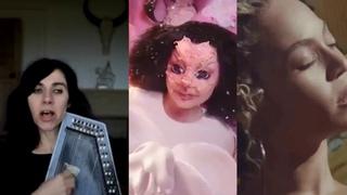 Inovação Audiovisual e Voz Política - Björk, PJ Harvey e Beyoncé