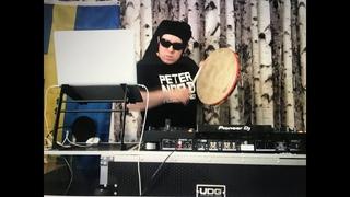 Dj Peter Nord - Drum & Bass Mix at Home Stockholm Sweden .