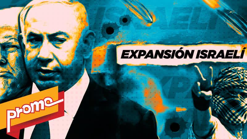 Promo Detrás de la Razón Cisjordania en la mira del régimen israelí para ser anexionada palestinos prometen respuesta