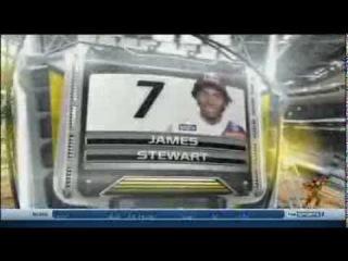 #7 James Stewart Crash in Phoenix 2014 Monster Energy Supercross Practice