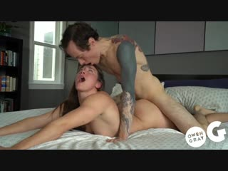 Athletic Amateur Rion Rhodes Intense Orgasm and Passionate Sex with Owen