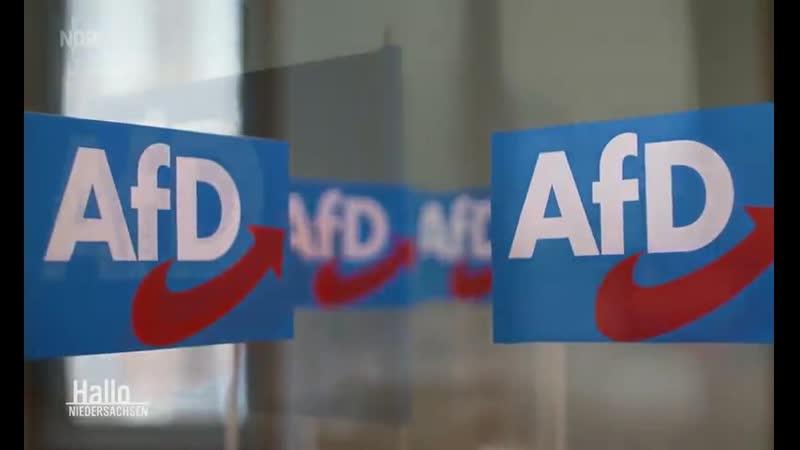 AfD Niedersachsen und der Verfassungsschutz Hallo Niedersachsen 27 5 2020 Klein Teil 2