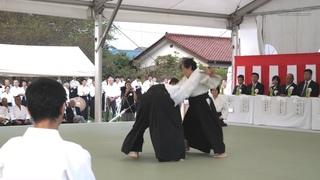 Women Self-Defense - Aikido 74th Japan National Sports Festival (Iwama 2019)