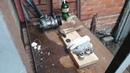 Замена подшипника в Муфте компрессора кондиционера VW без спец. оборудования