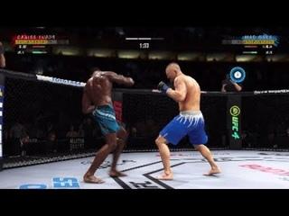 VBL 53 Light-Heavyweight Chuck Liddell vs Corey Anderson