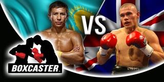 Gennady Golovkin vs. Martin Murray - Full Boxing Match in HD