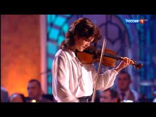 Матвей Блюмин, А. Вивальди, концерт № 2 соль минор Лето из цикла Времена года. Фрагмент программы Синяя птица