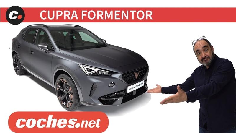Cupra FORMENTOR 2020 | Primer vistazo Walkaround Review en español | coches.net