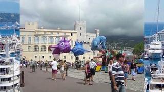 Principality of MONACO Monte Carlo Travel vlog