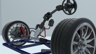 Как работает гидроусилитель руля автомобиля?